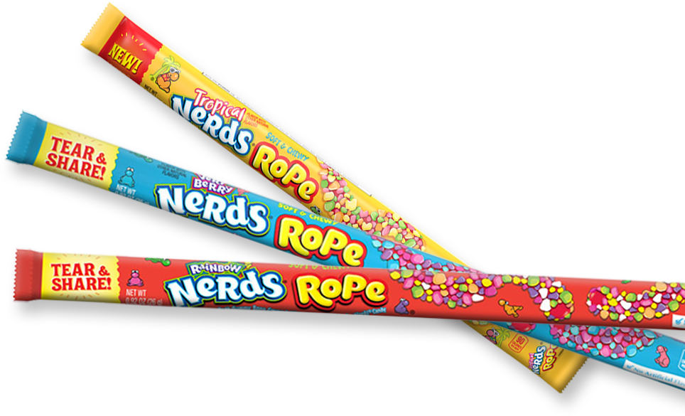NERD Ropes Candy